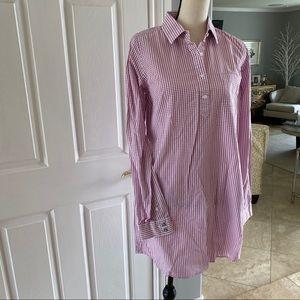 Trovata Marin Boyfriend Shirt Dress, New, Sz M
